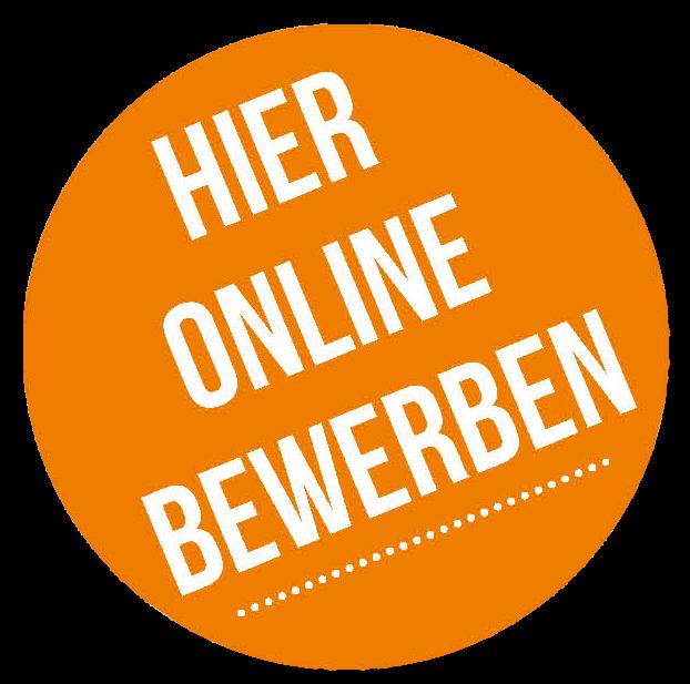 Hier online bewerben